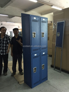 padlock locker for school, student shoes locker, clothes locker with American padlock