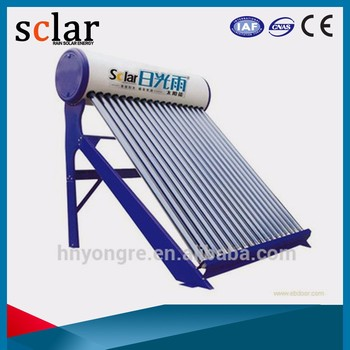 New Type Solar Water Heater Price,250 Liter Solar Water Heating ...