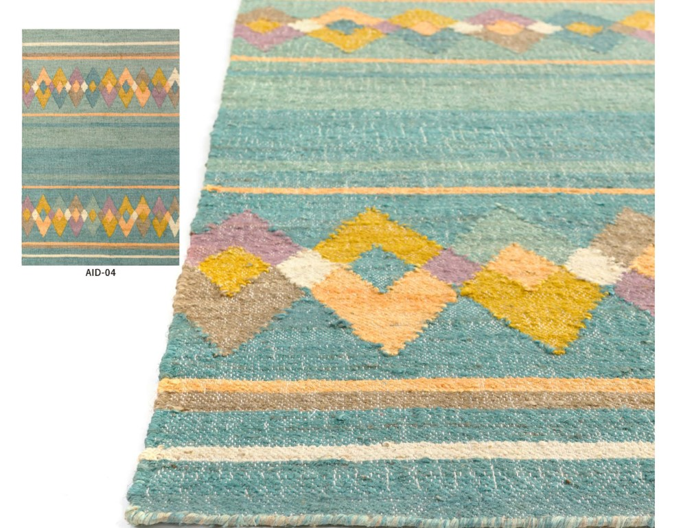 New Handmade Jute Home Floor Carpet Rugs Home Goods Rugs