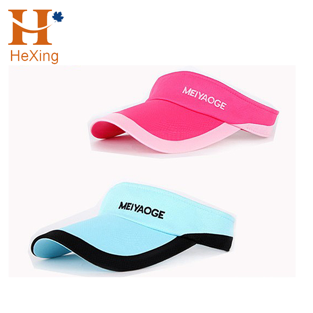 Fashion Polyester Tennis Hats   Sun Visor Hat   Running Hat For Men and  Women c8bba13ace5