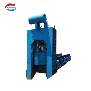 Y180-800A steel scrap metal shearing cutting machine rebar cutter