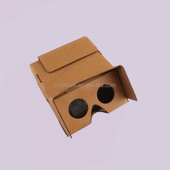 Mixed Reality Mr Google Cardboard Ar Glasses With Mirror Ar Box Oem - Buy  Mixed Reality,Mr Google Cardboard,Ar Glasses Product on Alibaba com