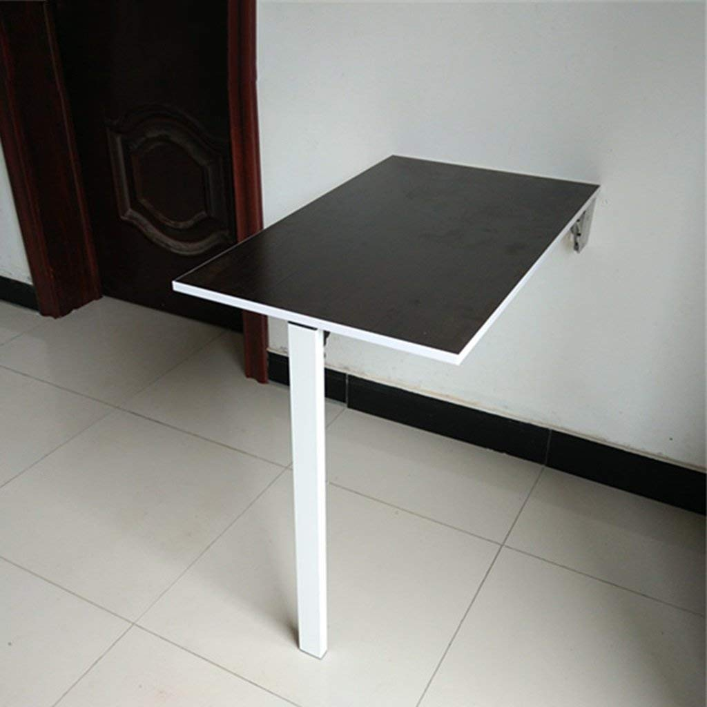 Mmdp Computer Desk Learning Table 6080cm Wall-mounted Laptop Desk Foldable Dining Table Office Table