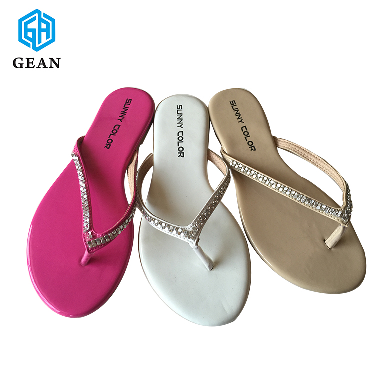 4d99bc3b Custom Logo Dress Slippers Ladies Fancy Slide Sandal Importer - Buy ...
