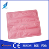 Nylon fabric cool mat stuffed with gel, anti-slip with certificate