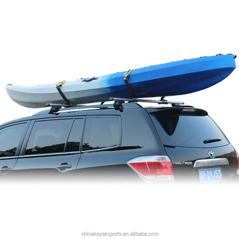 Kayak Roof Carrier >> High Quality V Shaped Kayak Roof Rack Carrier For Car Buy High