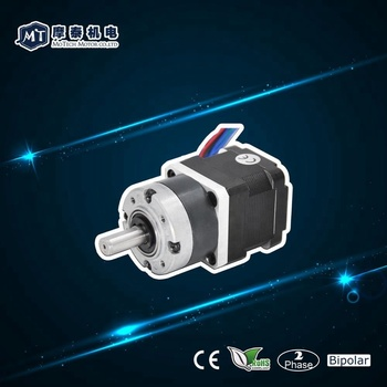 Planetary Gearbox with Nema 14 Stepper Motor