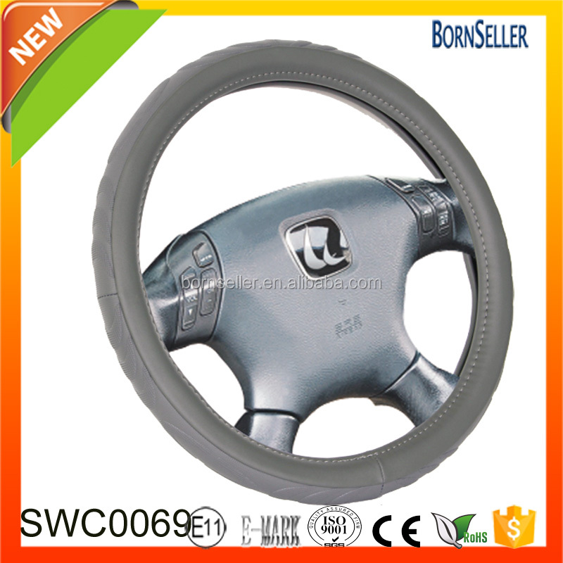 Plate Vw Jetta Car Seat And Steering Wheel Cover Set