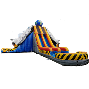 Hot sale best sale cheap inflatable water slides