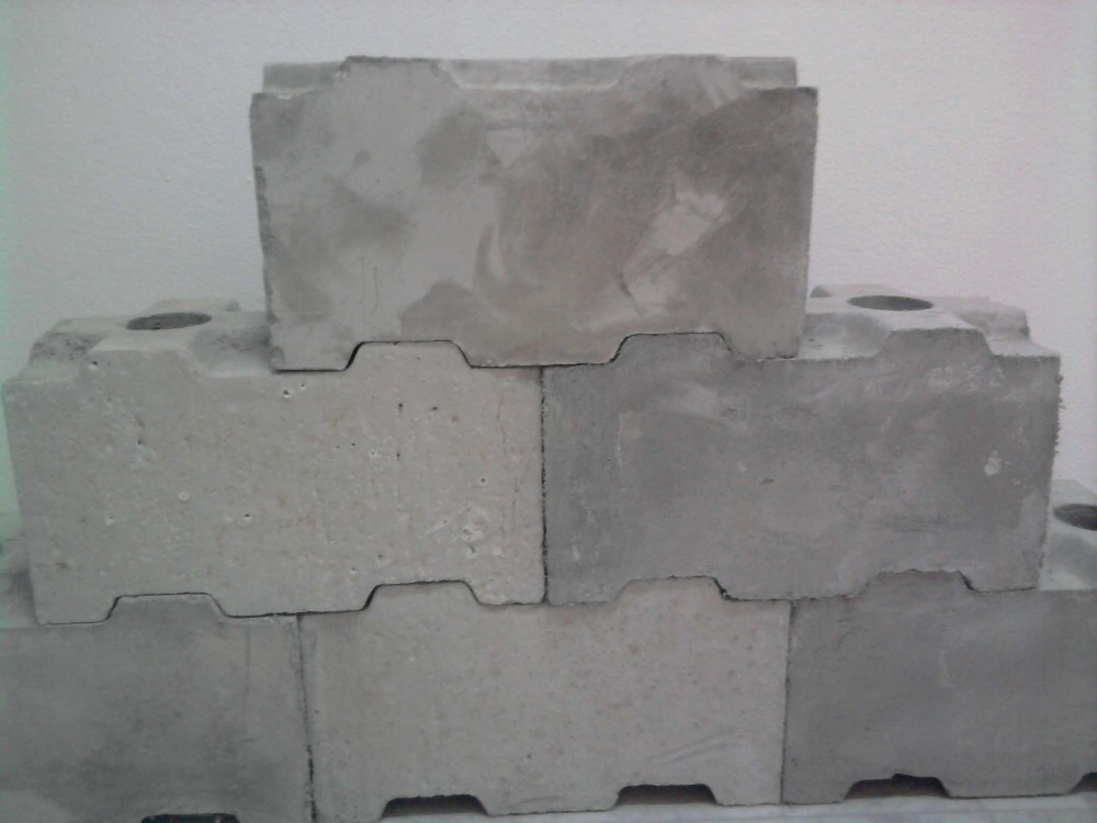 Concrete Foam Block