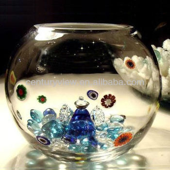 Hand Made Clear Fish Bowl Glass Bowls Wholesale Buy Glass Fsh