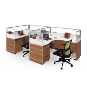 2018 Modern design Call center cubicle office workstation furniture, open modular office furniture workstation cubicle