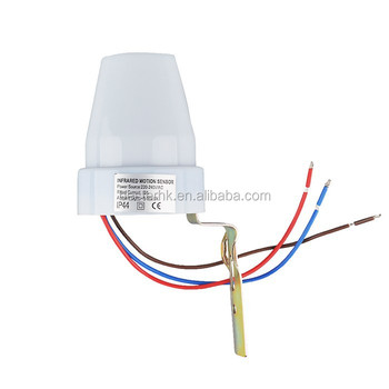Switch For Outdoor Light Sensor,Adjustable Light Photocell Sensor ...