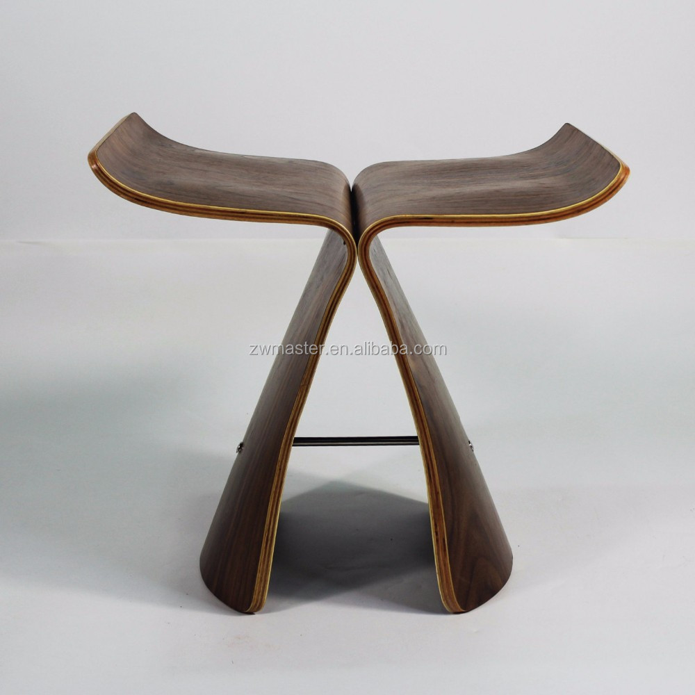 Butterfly chair sori yanagi - Replica Sori Yanagi Butterfly Stool Replica Sori Yanagi Butterfly Stool Suppliers And Manufacturers At Alibaba Com