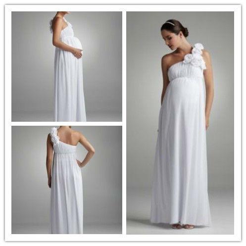 8ac6cd5f9 Vestidos de novia para gorditas embarazadas - Vestidos cortos populares
