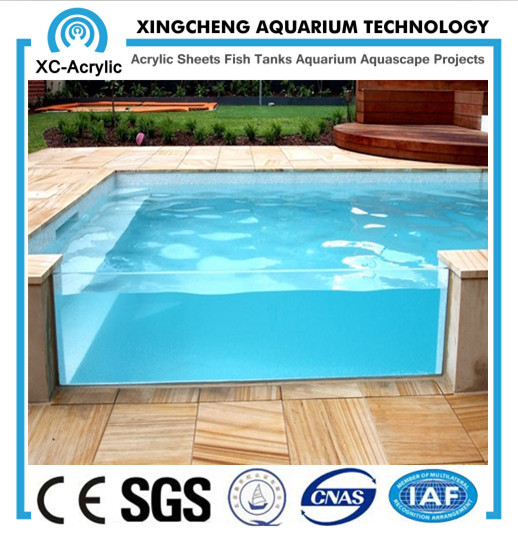 Xc Unbreakable Acrylic Panels For Swimming Pool Swimming Pool Glass Panels Buy Decorative