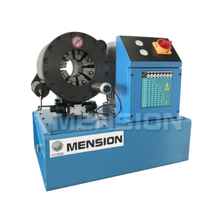 1/4 - 2inch press for crimping of high pressure hoses and ferrule MS-E130 best hydraulic hose crimping machine price