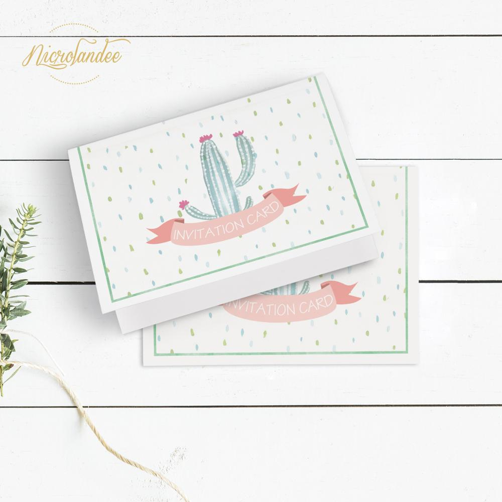 Nicro Marriage Invitation Greeting Wedding Cards With Envelopes