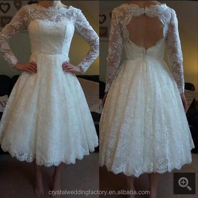 Buy Cheap China wedding dress long short Products, Find China ...