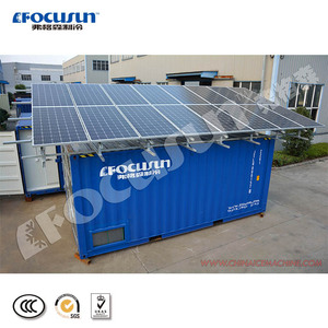 20ft Containerized solar powered cold room