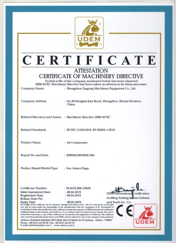 Portatile Pistone anelli KB Serie Compressore D'aria KBH-15/Cina ad alta pressione industriale 15kw 40 barair compressore