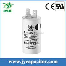 cbb60 4uf 450v motor running capacitor ac capacitor