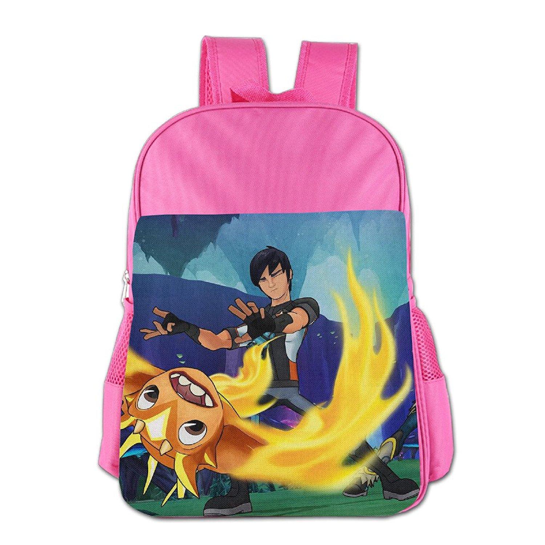 buy slugterra ghoul from beyond children school backpack royalblue