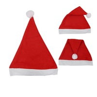 Funny Christmas Hat Santa Claus Xmas Hats fit Adults Children Women Baby Snowman Tree Decorations for Home Party Supplies