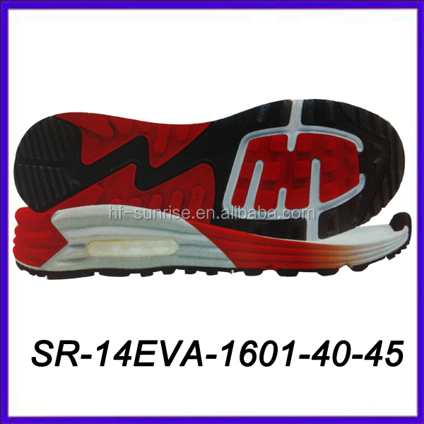 Running Shoes Sole Eva Rubber Sole Mens Sports Shoes Sole