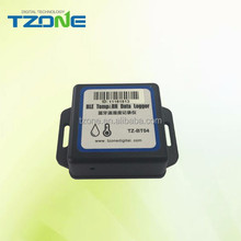 Bluetooth low energy and innovative temperature measurement technology for monitoring envrionmental and goods temperature