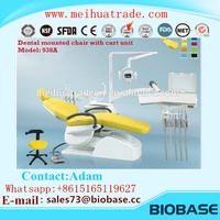 China biobase Portable Medical Dental Chair 938A Fully electro motorized 4 programmable
