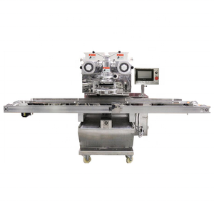 Full Automatic Tokyo Banana Cake Machine Banana Cake Encrusting Making Machine