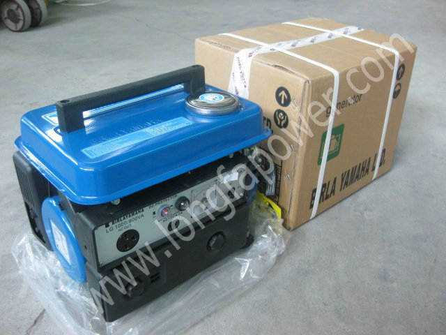800w Yamaha Small Gasoline Generator Price For India