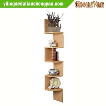 Muur Planken Aan De Muur.Decoratieve Hoek Muur Planken Voor Woonkamer Buy Decoratieve Hoek