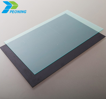 Good Product Flat Polycarbonate Solid Transparent Sheet - Buy ...