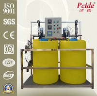 Automatic Chemical Dosing System Equipment For Water Treatment PH Adjusting