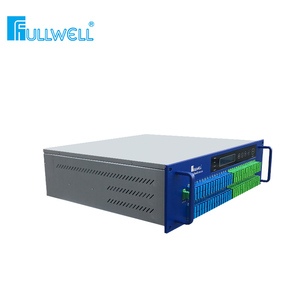 Hot Sale 64port GPON or EPON WDM EDFA FTTH Fiber Ampilfier with SC PC and SC APC