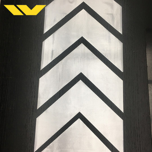 High Visibility Lattice Type Arrow Design Adhesive Reflective Tape for Vehicle Truck