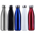 High Quality Sports Water Bottle Cycling Camping Bicycle Sports Stainless Steel Vacuum Insulation Cup 500ml Decathlon
