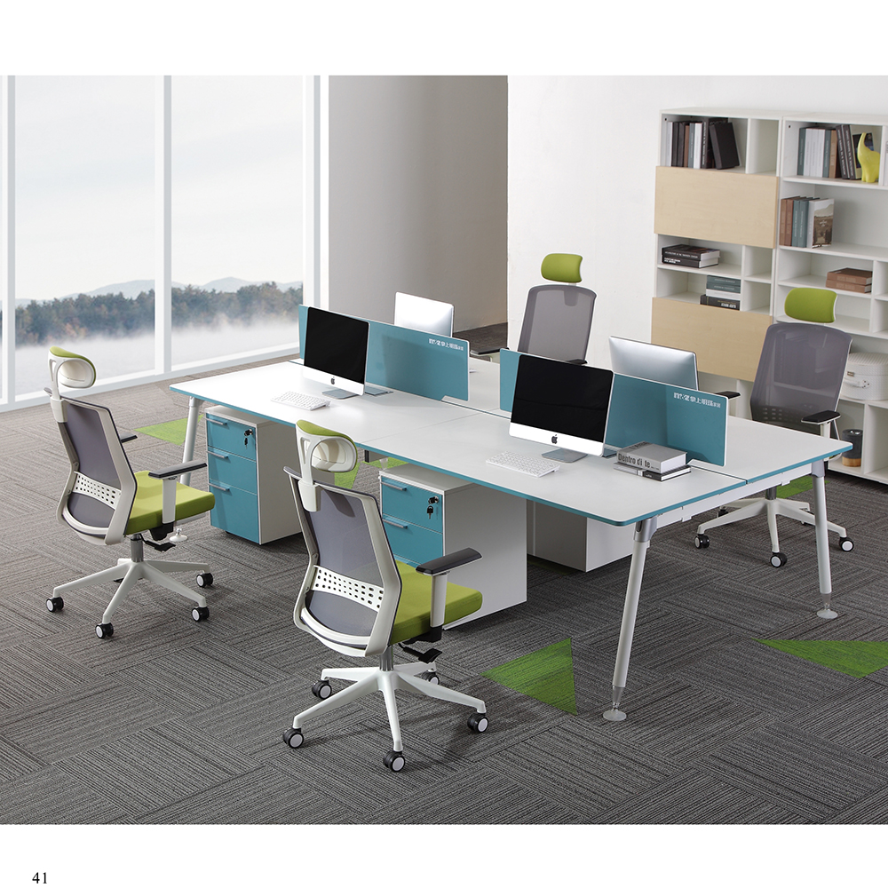 M&z Office Furniture 36 Seater Staff Work Table - Buy Office Furniture