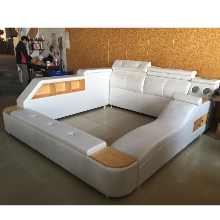 Big Tatami Hot Sale Functional Smart <strong>Bed</strong> for Wholesale in foshan
