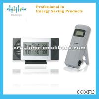 2012 Data logging wireless weather station with outdoor temperature sensor