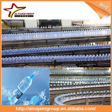 Full Automatic Complete PET Bottle Pure Mineral Water Filling Production line