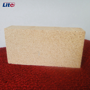 230x114x32mm Fire Resistant Fire Clay Refractory Brick Panels For