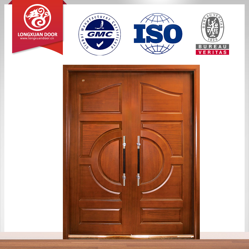 Wooden door design catalogue main door design oak panel for Wood door design catalogue
