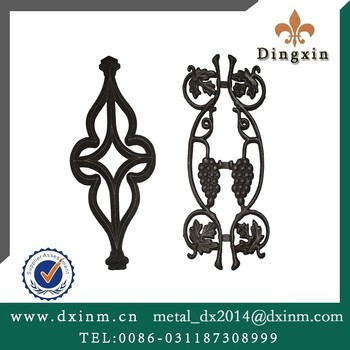 Buy wrought iron style metal garden railings wrought iron gates - The Nice Casting Iron Lowes Wrought Iron Railings Buy