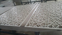 Decorative 6mm Aluminum Perforated Sheets