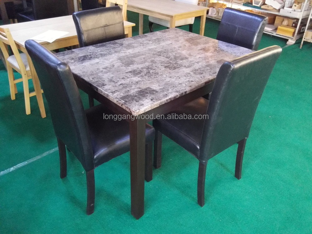 marble top bistro table set wood dining table sets marble dining table set