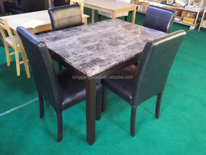 Marble Top Bistro Table Set Supplieranufacturers At Alibaba
