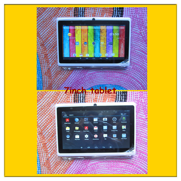 Tablet PC , 7 inch , 4GB hard drive